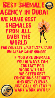 Best shemale agency